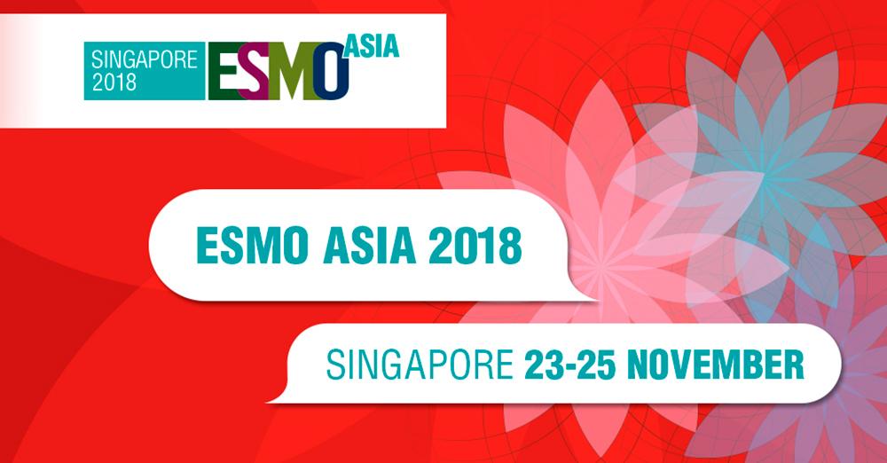 Приём тезисов докладов на ESMO Asia 2018