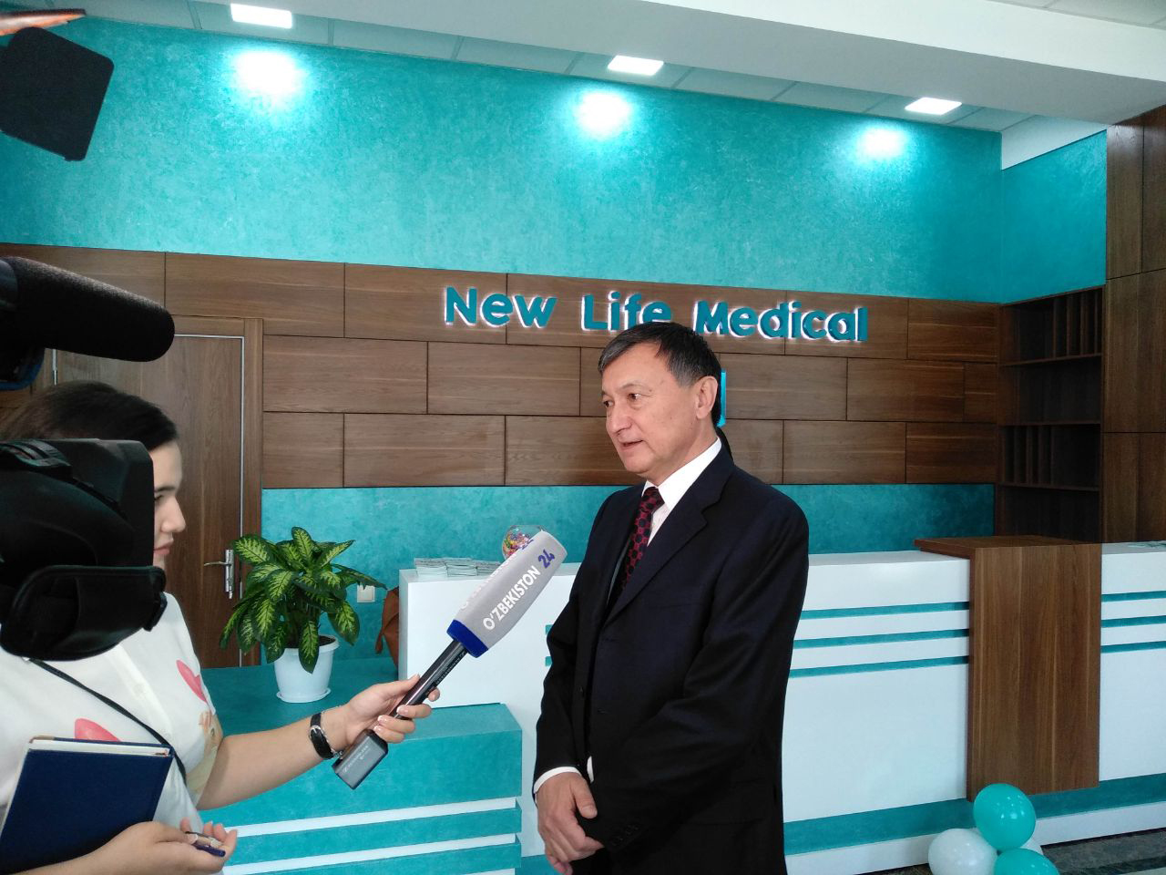 Открытие первого центра позитронно-эмиссионной томографии в Узбекистане