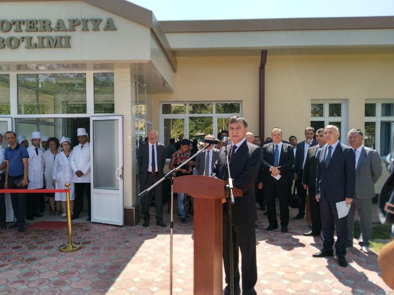 Линейный ускоритель ELEKTA INFINITY в РСНПМЦОиРУз