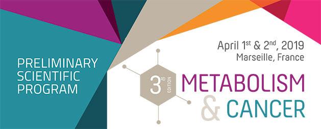 3-й симпозиум Metabolism and Cancer