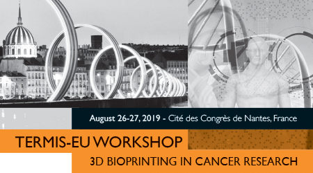 "Воркшоп от TERMIS-EU ""3d bioprinting in cancer research"""