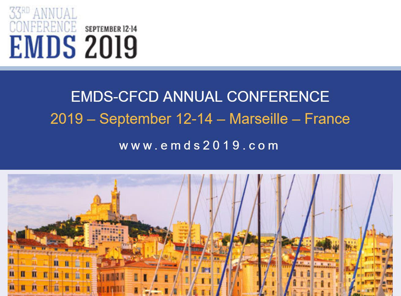 33-я конференция Европейского сообщества макрофагов и дендритных клеток (EMDS)