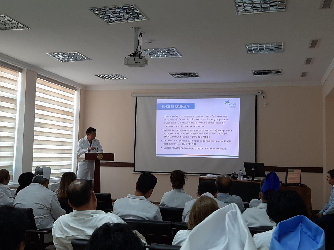 Доклад-презентация об итогах деятельности АОУЗ