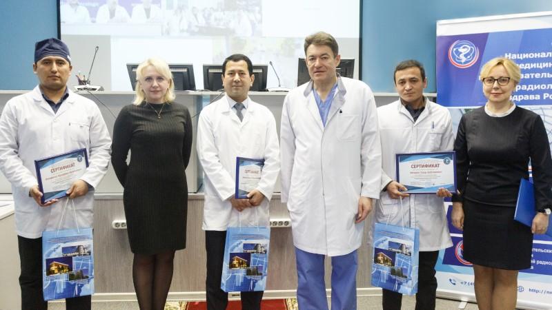 Три выпускника школы АДИОР получили сертификаты