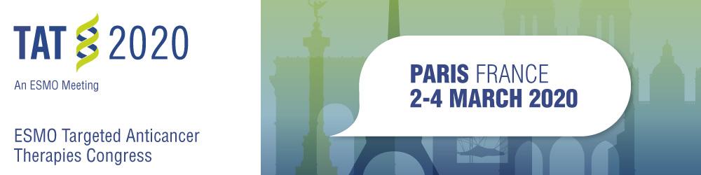 Конгресс ESMO по целевой противораковой терапии TAT 2020