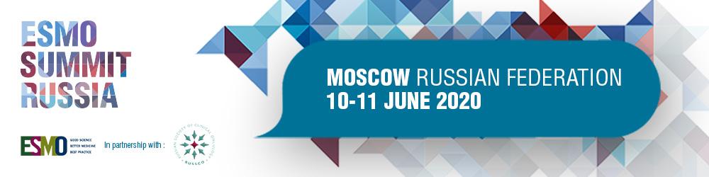 Российский саммит ESMO 2020