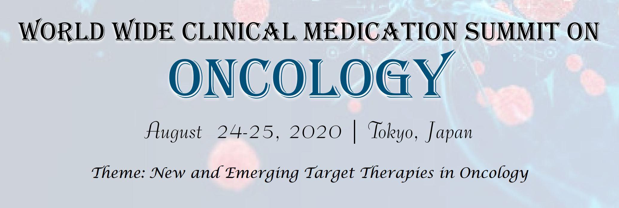 Всемирный саммит по онкологии, посвященный лекарственным препаратам