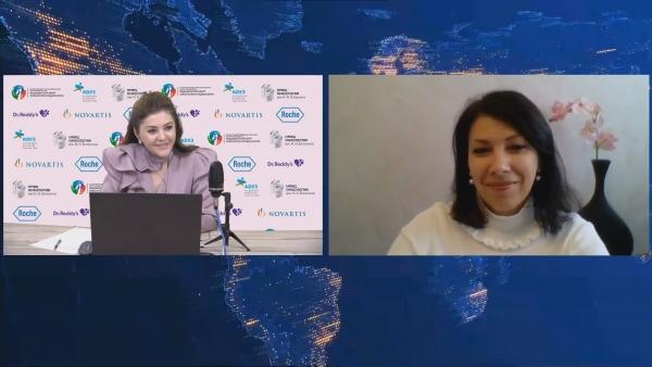 Состоялся вебинар, приуроченный к Всемирному дню борьбы с раком молочной железы