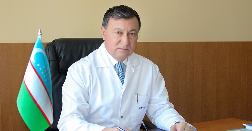 Присуждение премии профессору М. Н. Тилляшайхову
