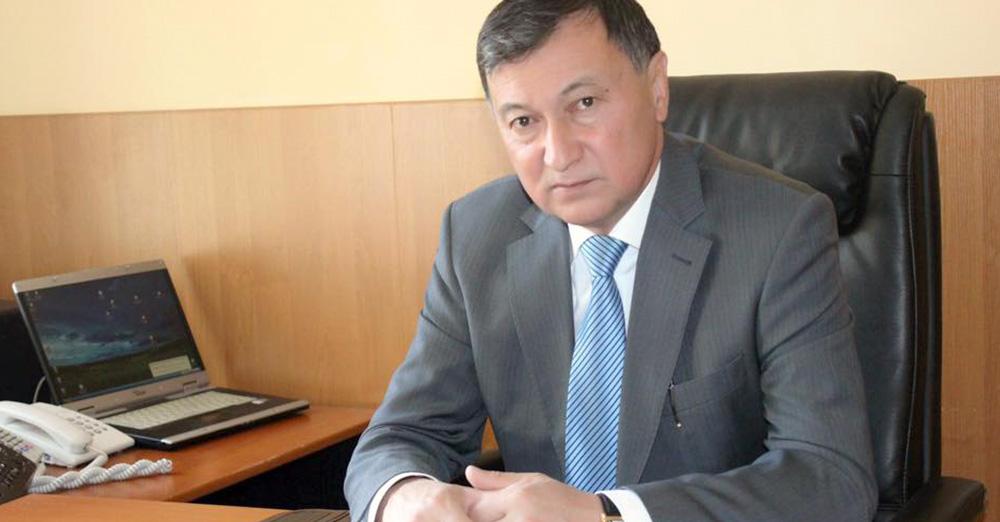 Поздравление председателя АОУЗ Тилляшайхова М. Н.