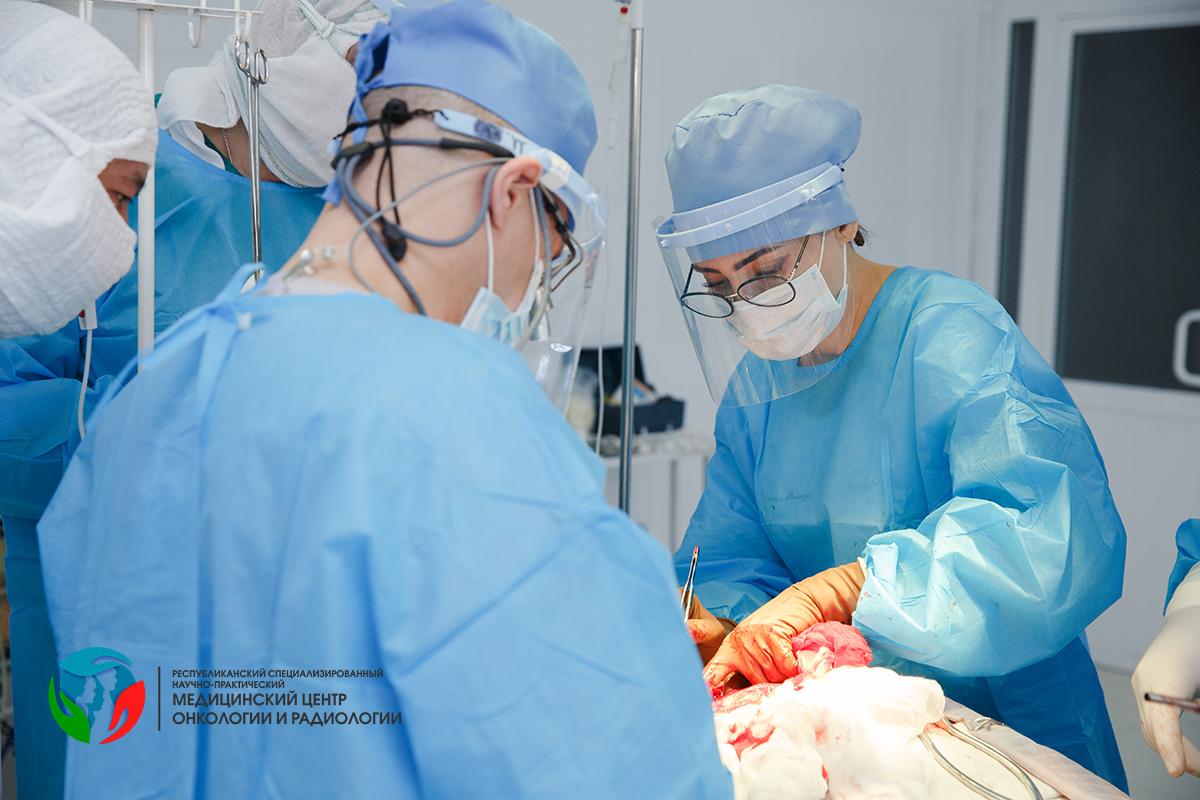 Высокотехнологичная операция в объеме резекции крестца в Узбекистане