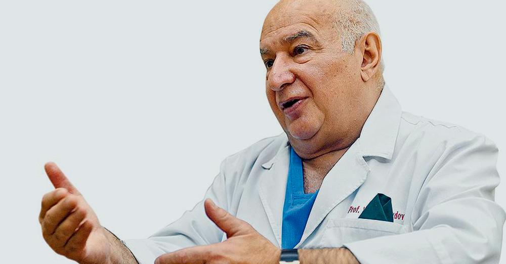 Поздравляем с 70-летием М.И. Давыдова