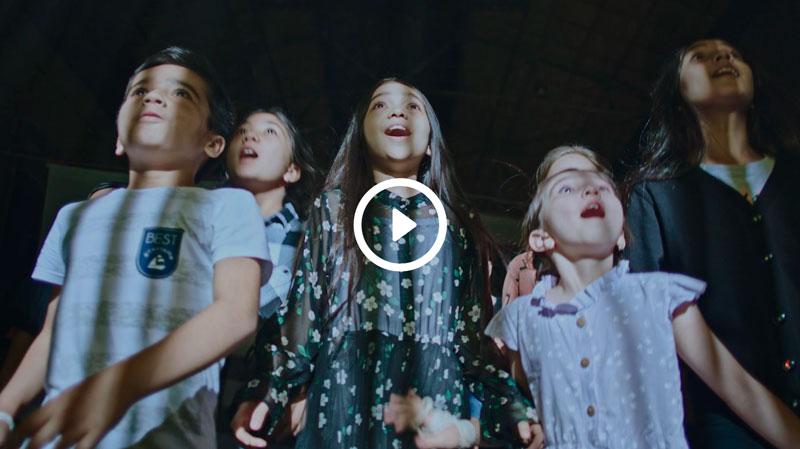 Клип, посвященный Дню защиты детей