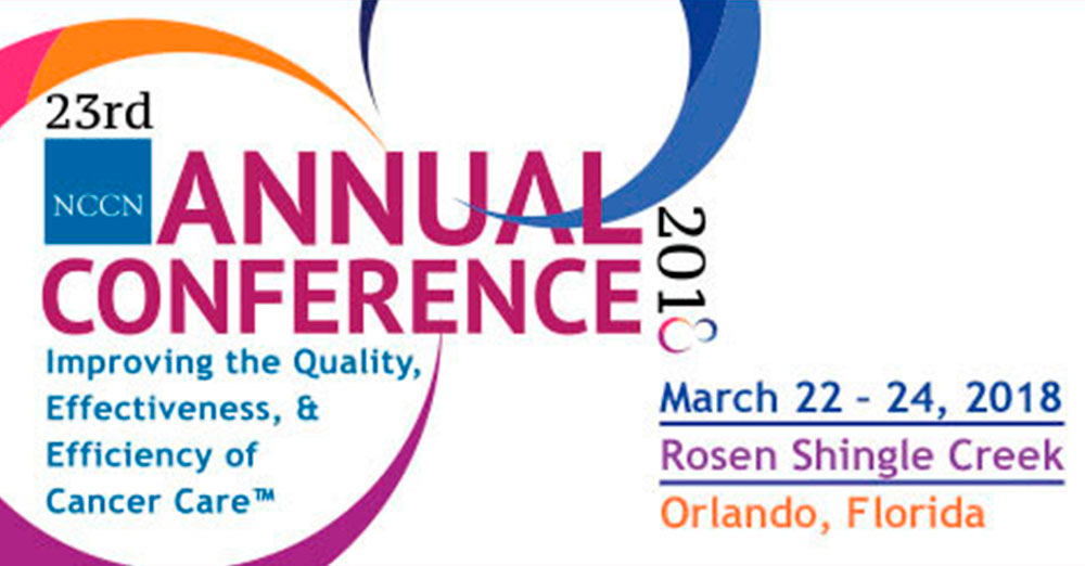 NCCN 23rd Annual Conference